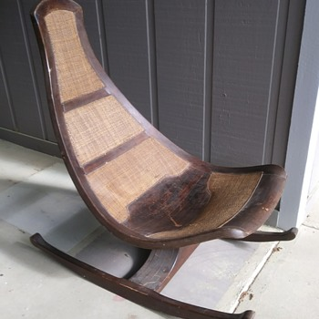 Mystery Rocker - Furniture