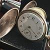 Antique 14KT Rose Gold Swiss Pocket Watch