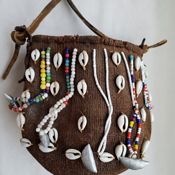 Antique African Purse? - Bags