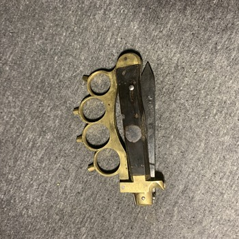 Antique knife. Possibly Indian make.  - Tools and Hardware