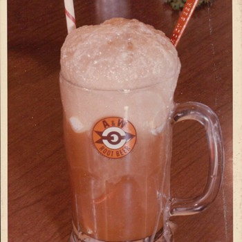A&W® Root Beer Float - Photographs