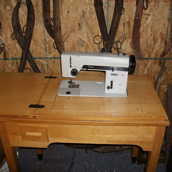 pfaff sewing machine - Sewing