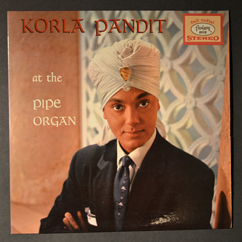 Difficult listening 23 - Korla Pandit - Records