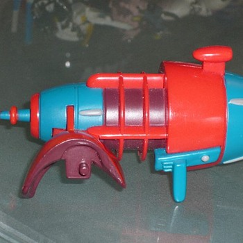 Lazer / Cannon Arm  Action Figure or Baby Toy ? - Toys