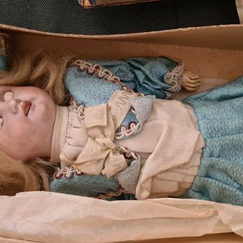 Inherited her  - Dolls