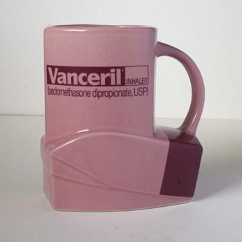 Vanceril Inhaler Advertising Piece