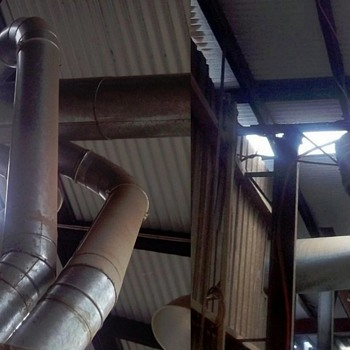 Further Geometric Design in Industrial Ventilation. - Tools and Hardware
