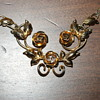 Vintage Bond Boyd Sterling Brooch and Necklace