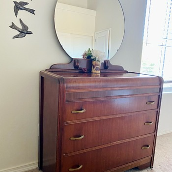 Heirloom dresser  - Furniture