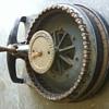 Old stencil press/cutter
