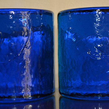 Art Glass Bookends