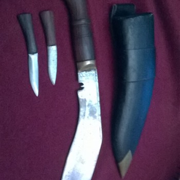 My Kukri  - Tools and Hardware
