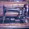 Old Schutz-Marke trademark Durkopp? sewing machine