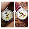 Restored beauty: Ingersoll 50's Mickey Mouse Watch #00