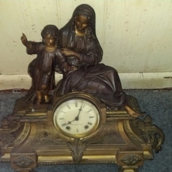 attic find - Clocks
