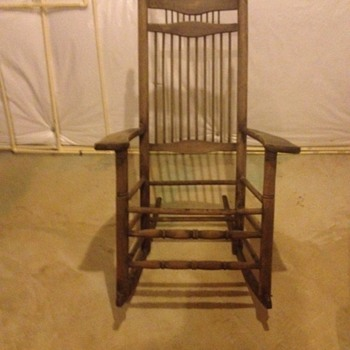 Looking for Info On Porch Rocker