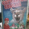 Houston University Cottonmouth Cougars Poster 1976
