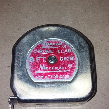 small LUFKIN MEZURALL tape measure  - Tools and Hardware