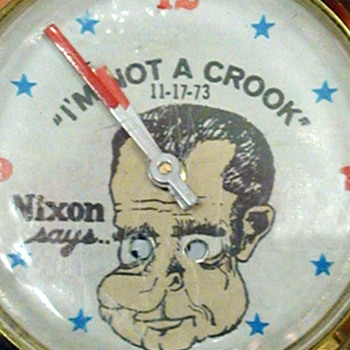 Not a Crook Watch - Wristwatches