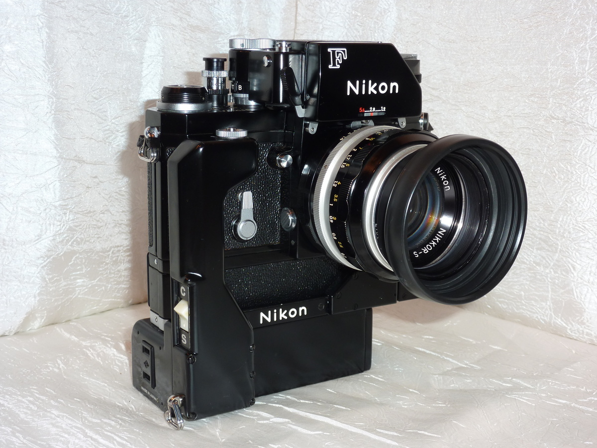 Nikon F Photomic FTn | Collectors Weekly