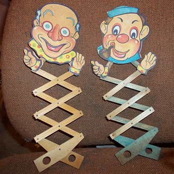 SCISSORS TOYS - Dolls