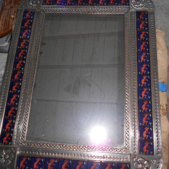 Tile mirror - Furniture