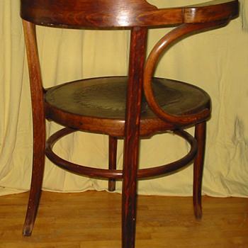Josef Jaworek Pub-Style Chair