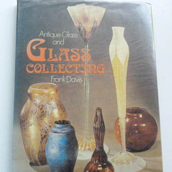 Question about Art Glass Books.   ???