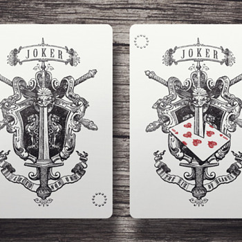 Empire Playing Cards by Lee McKenzie