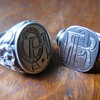 silver seal rings