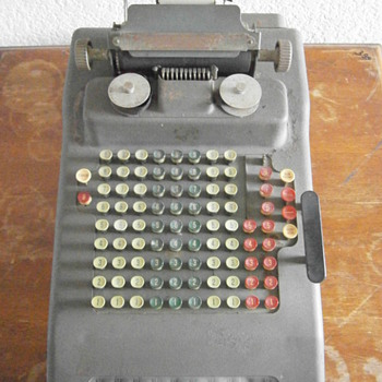 Victor Adding Machine  - Office