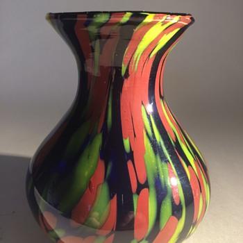Mystery Vase - Kralik, Ruckl?? - Art Glass