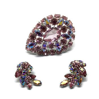 Sherman Pink - Costume Jewelry