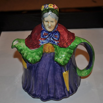 Old Granny Teapot - Kitchen