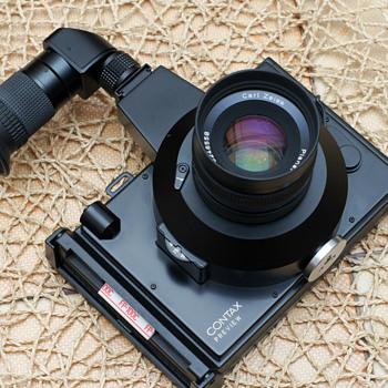 Contax Preview, 1982 - Cameras