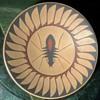 Mata Ortiz Pottery Saucer by Jose Andres Villalbas H.