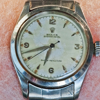 Rolex Oyster Royal - Wristwatches