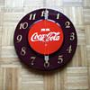 1950's coca cola clock