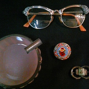 Estate Sale Finds From New Jersey /Courtesy of My Sister - Accessories