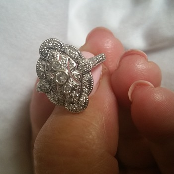 Help me learn more about this beautiful ring - Fine Jewelry