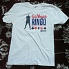 Ringo's personally owned Las Vegas shirt-2013