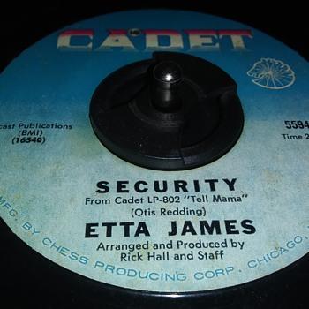 45 RPM SINGLE....#186 - Records
