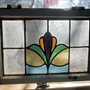 Possible Antique Stained Glass Window