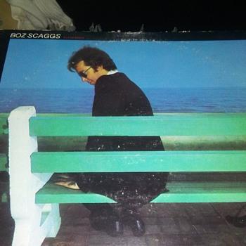 Mr. Boz Scaggs...On 33 1/3 RPM Vinyl - Records