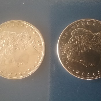 Coins from great grandmother