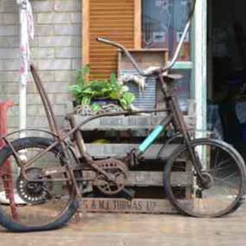 Giordani  Folding bicycle
