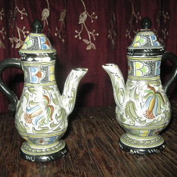 Molaroni Pesaro - Pottery