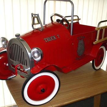 Fire Trucks - Model Cars