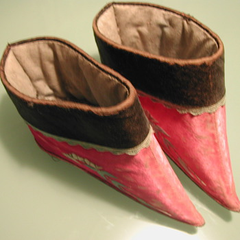 Chinese shoes for bound feet - Shoes