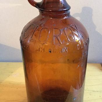 Clorox bottle - Bottles